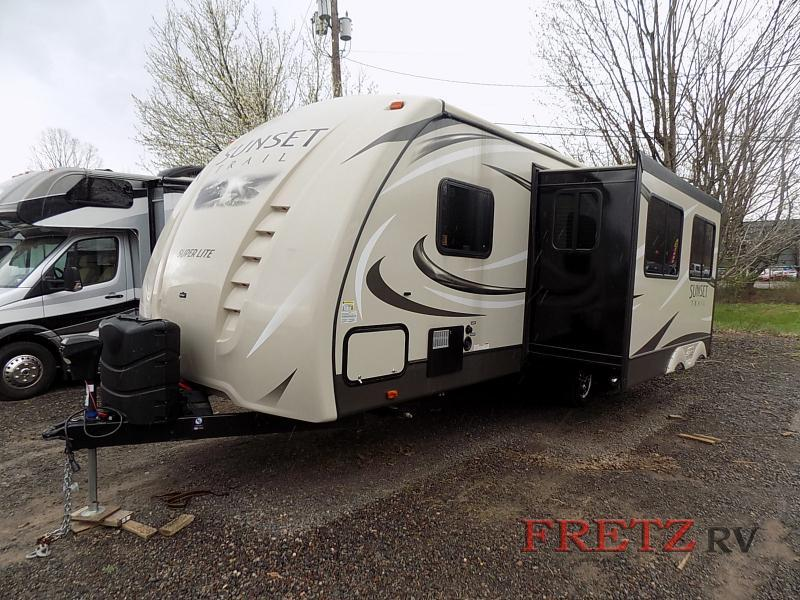 2017 Crossroads Rv Sunset Trail Super Lite ST250RB