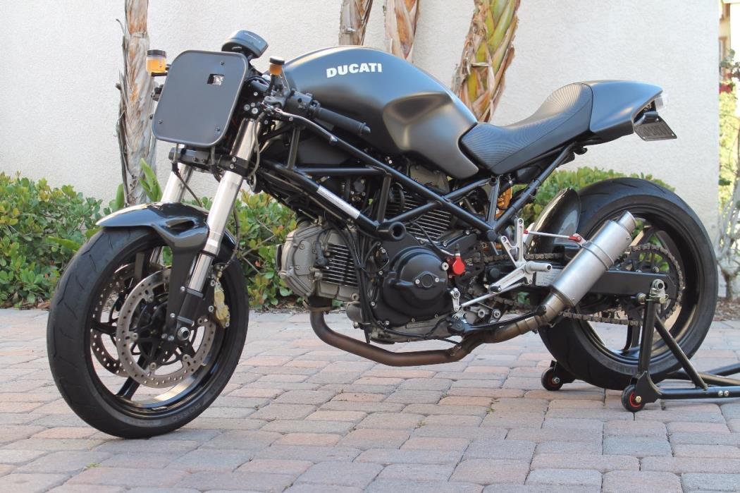 2007 Ducati MONSTER 695