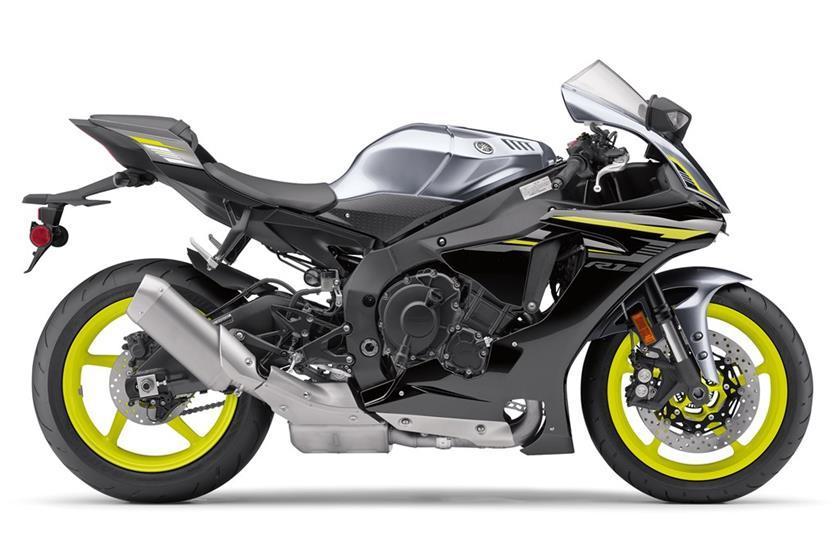 2017 Yamaha YZF-R1S