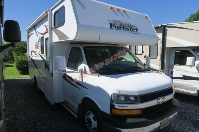 2013 Forest River Forester 2251