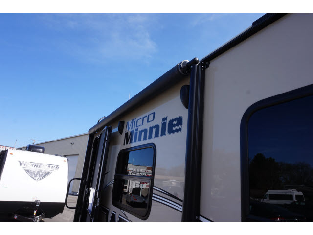 2018 Winnebago 1706fb micro-minnie, 6