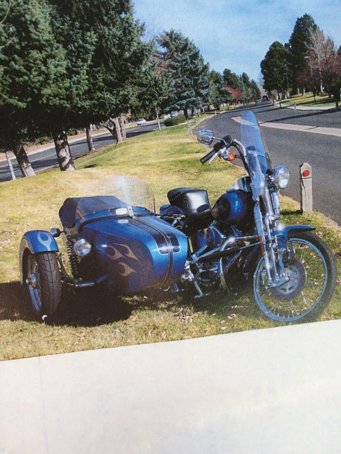 2004 Harley-Davidson SPRINGER SOFTAIL