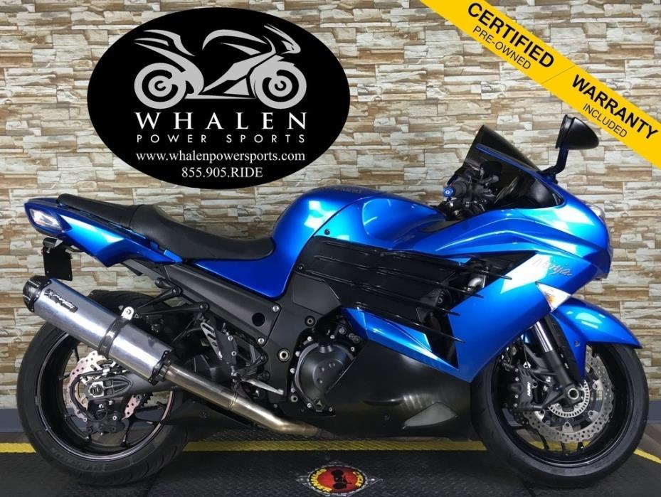 2012 Kawasaki Ninja ZX -14