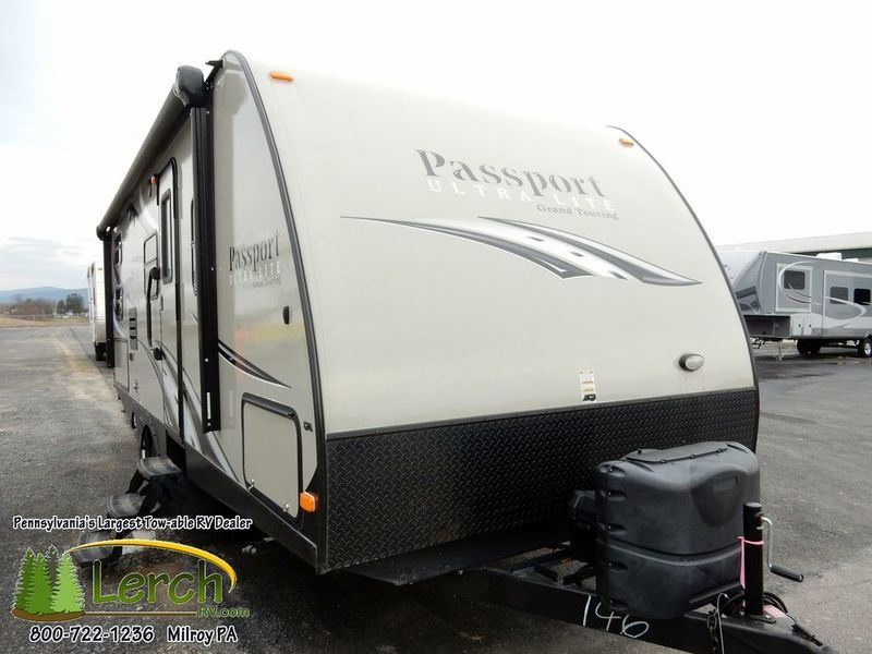 2015 Keystone Rv Passport 2400BH