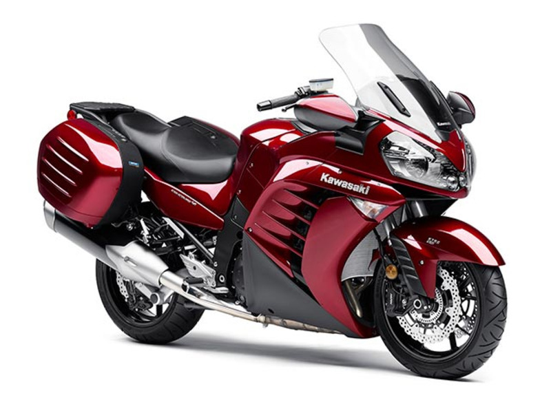 2014 Kawasaki Concours 14 ABS