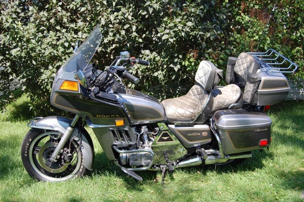 honda gold wing 1200 aspencade motorcycles for sale. Black Bedroom Furniture Sets. Home Design Ideas