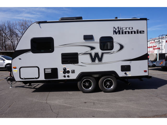 2018 Winnebago 1706FB MICRO-MINNIE, 4