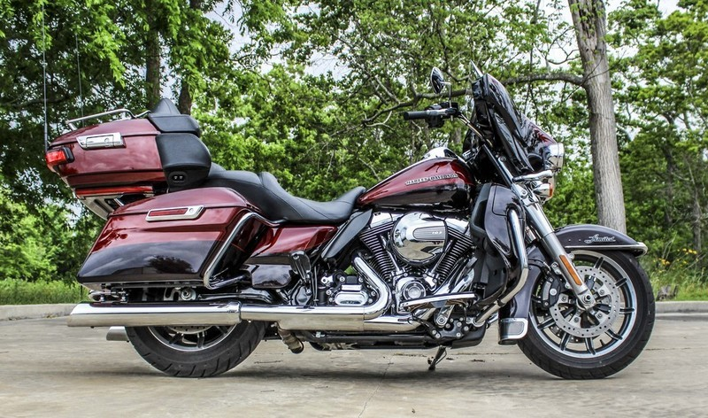 2015 Harley-Davidson FLHTKL - Ultra Limited Low