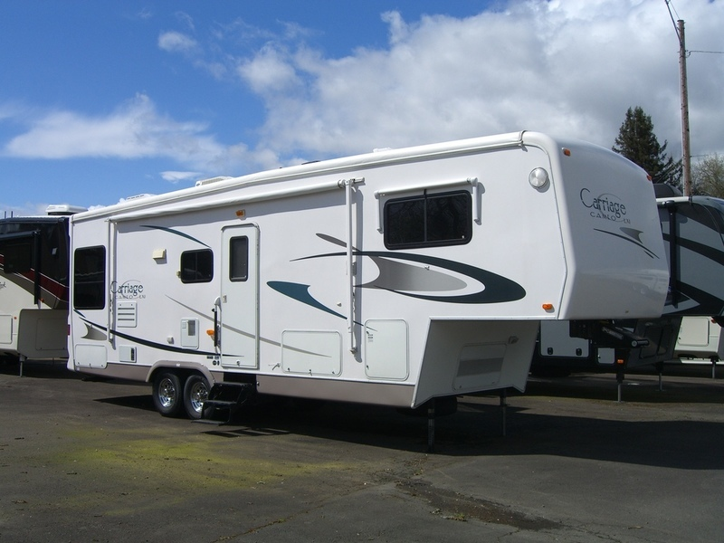 2003 Carriage Cameo 32-RLS