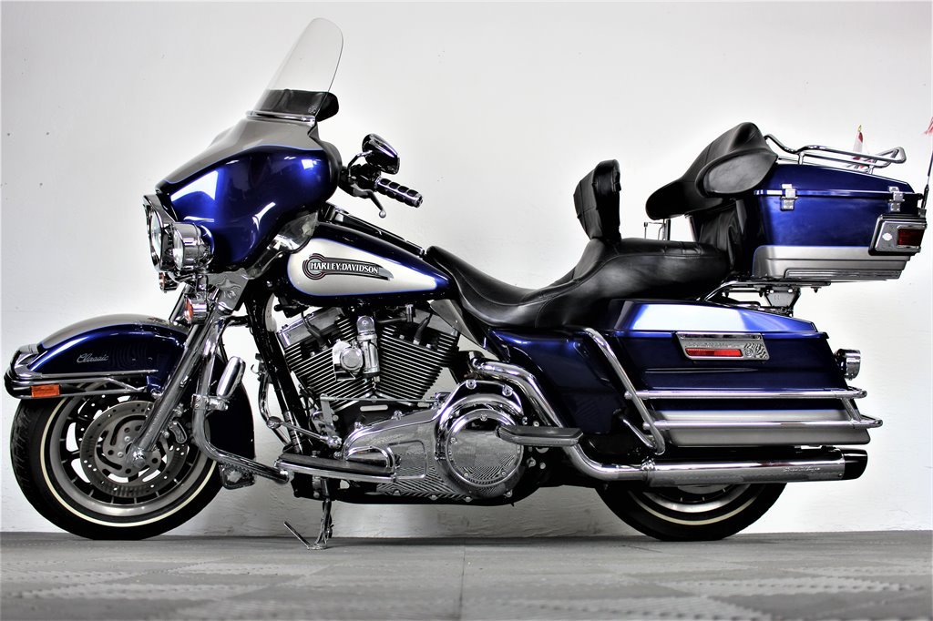 2007 Harley Davidson Electra Glide Classi
