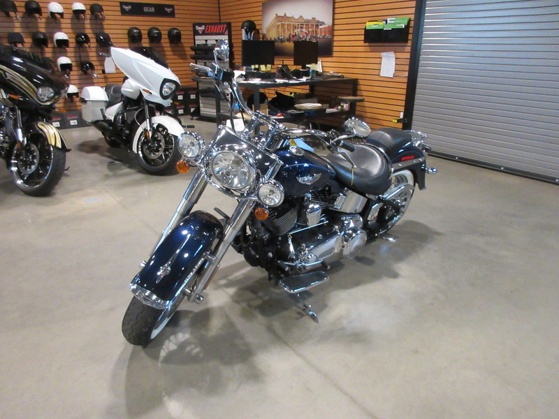 2012 Harley-Davidson FLSTF - Softail Fat Boy