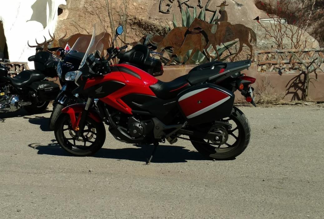 2015 Honda NC700 X DCT ABS