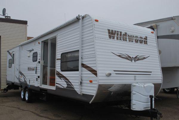 2011 Wildwood 36BHBS