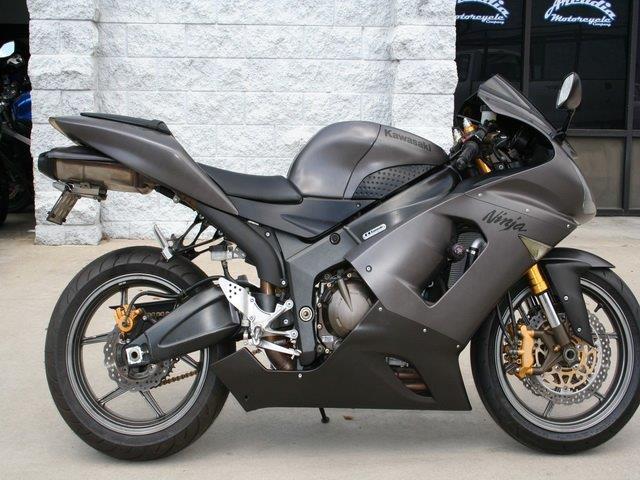 2006 Kawasaki Ninja 636