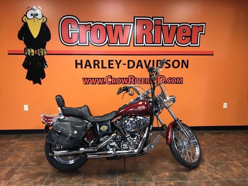 2001 Harley-Davidson FXDWG Dyna Wide Glide