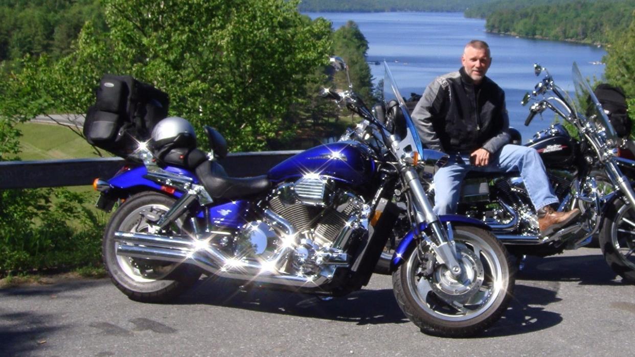 honda vtx 1800 motorcycles for sale in virginia. Black Bedroom Furniture Sets. Home Design Ideas