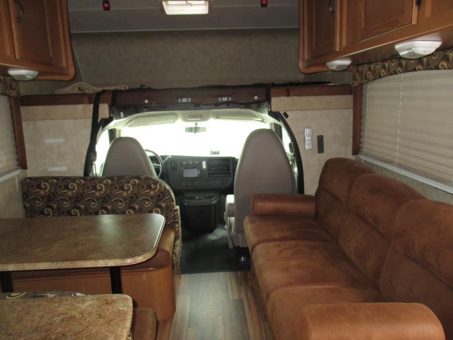 2015 Coachmen FREELANDER 28QB w/2014 Chevy Spark tow car package, 9