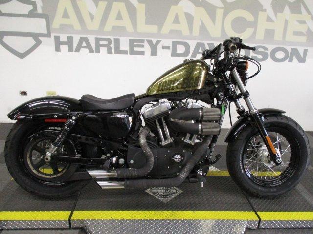 2013 Harley Davidson Sportster Forty-Eight XL1200X