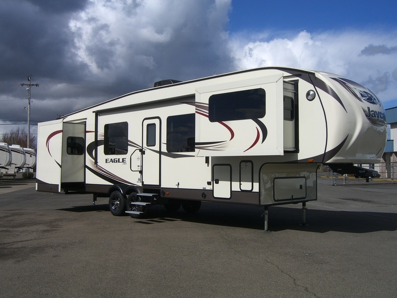 2016 Jayco Eagle Fifth Wheels 339FLQS