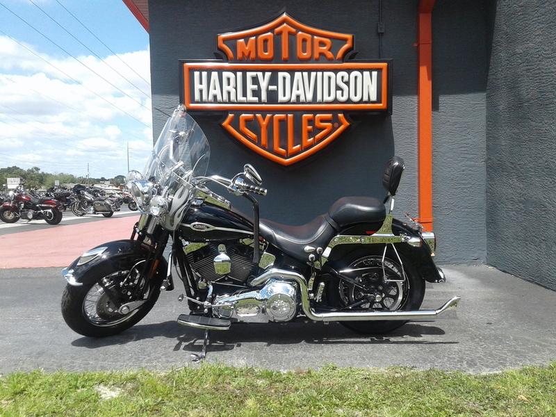 2005 Harley-Davidson Flstsci