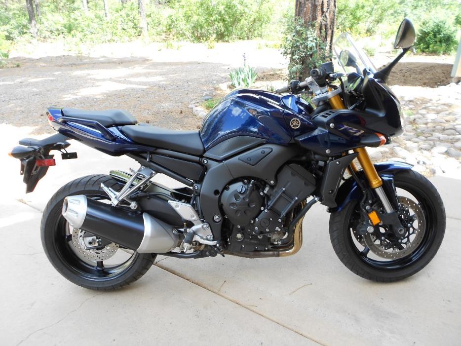 2007 Yamaha FZ1