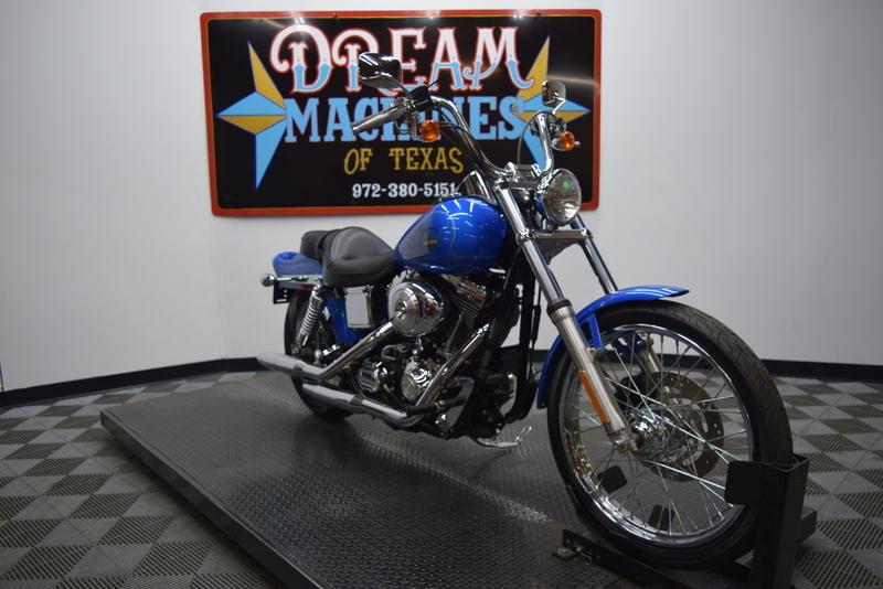 2002 Harley-Davidson FXDWG - Dyna Wide Glide
