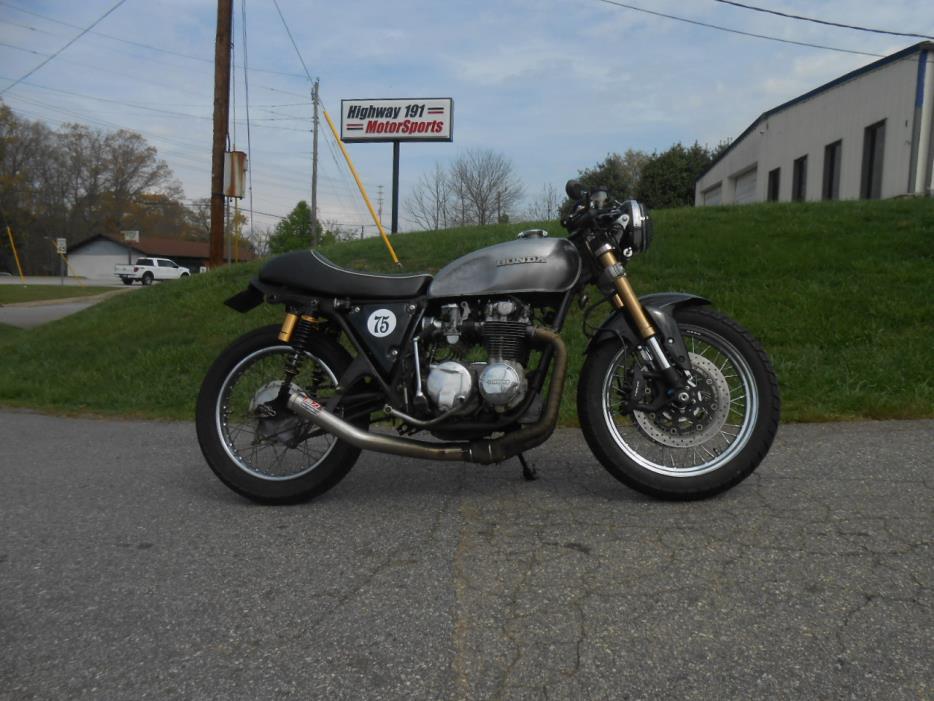1975 Honda CB550 Cafe Racer