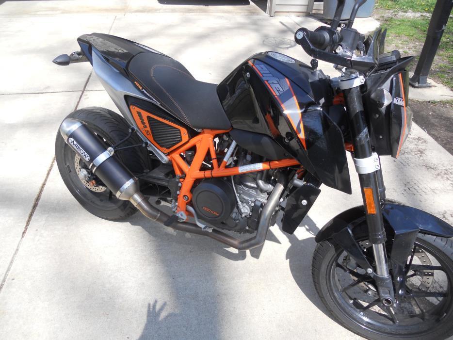 ktm duke 690 motorcycles for sale. Black Bedroom Furniture Sets. Home Design Ideas