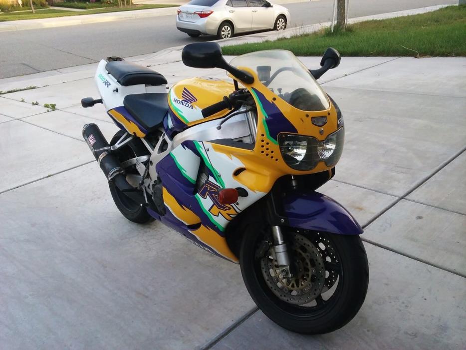 1996 Honda CBR 900RR