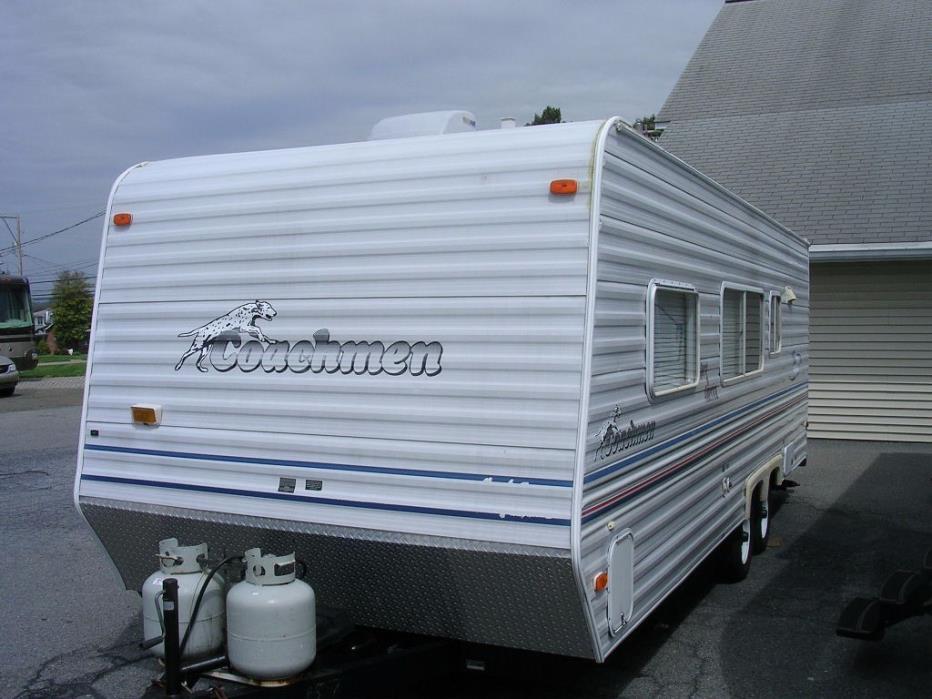 2002 Coachman CATALINA 249QB