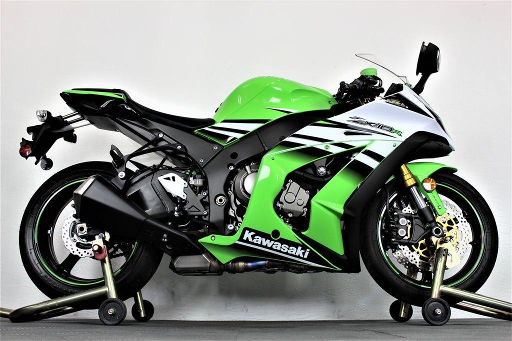 2015 Kawasaki ZX10r ABS Anniv. NIN