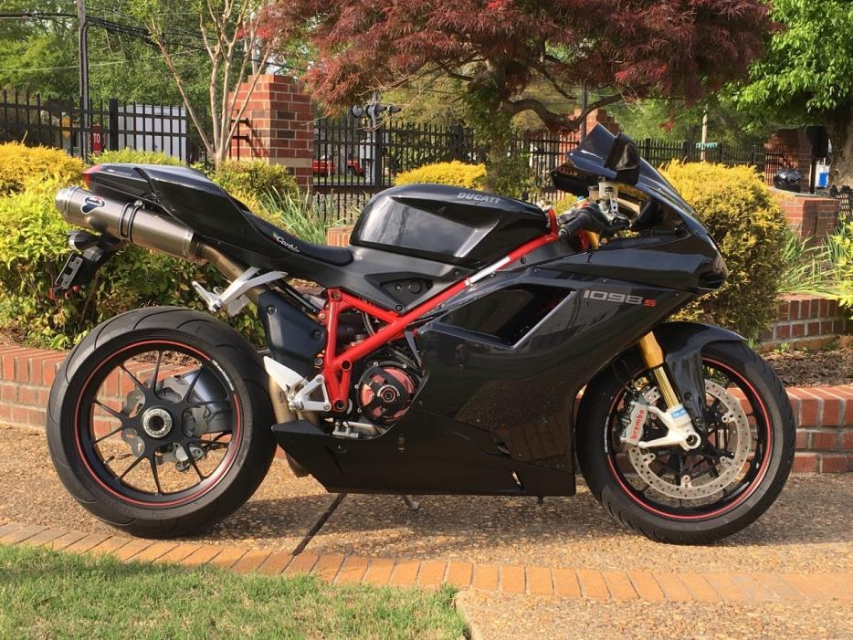 2008 Ducati SUPERBIKE 1098 S