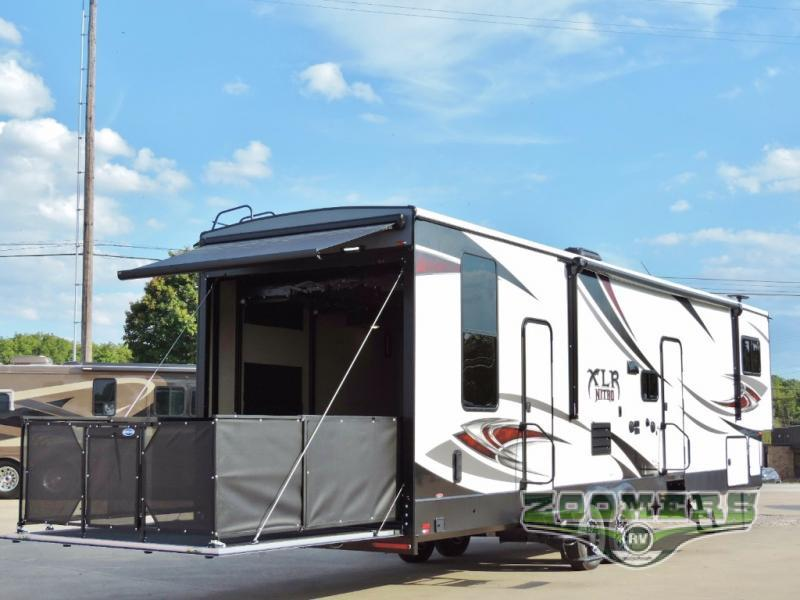 2018 Forest River Rv XLR Nitro 35VL5