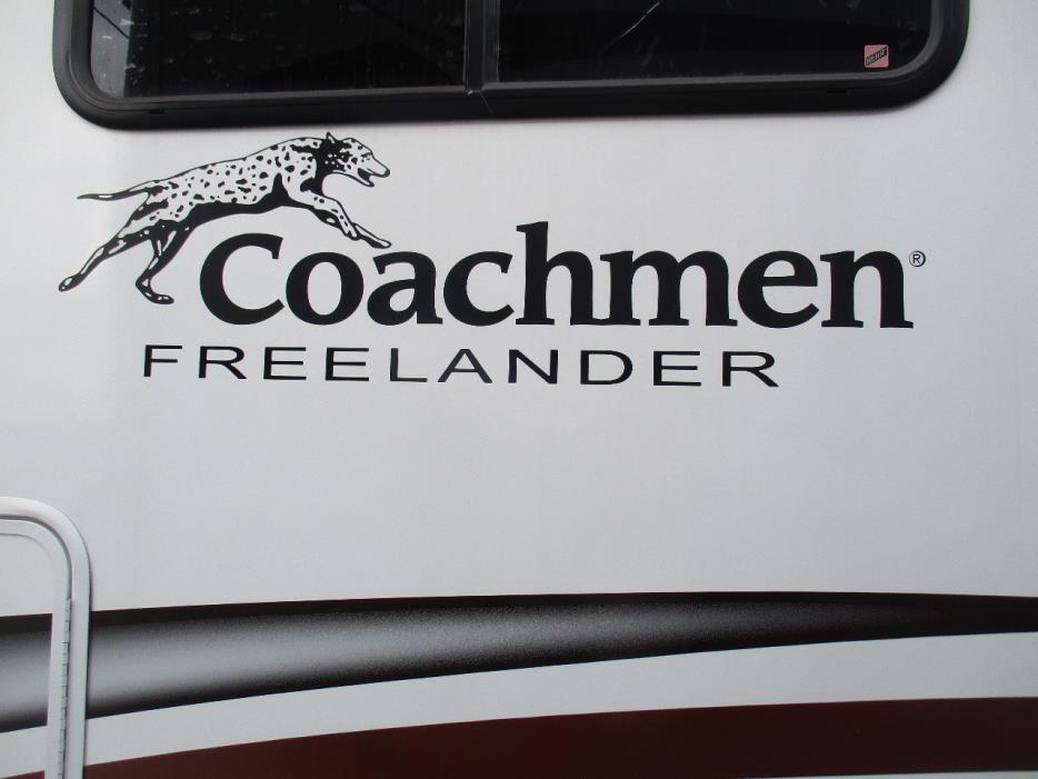2015 Coachmen FREELANDER 28QB w/2014 Chevy Spark tow car package, 5