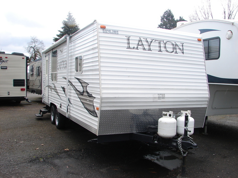 2007 Skyline Rv Layton 251LTD