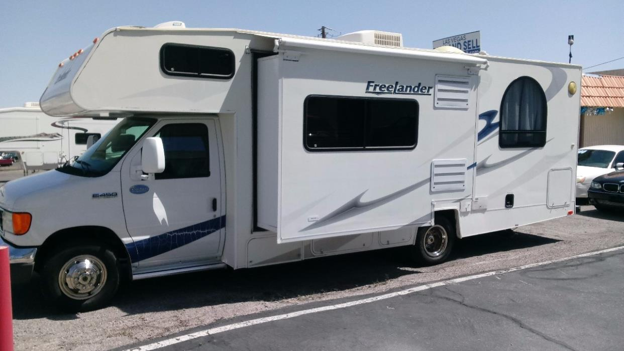 2008 Coachmen FREELANDER 2600SO