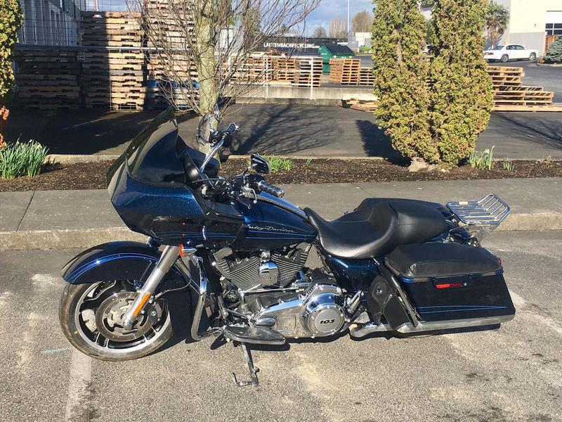 2013 Harley-Davidson FLTRX - Road Glide Custom