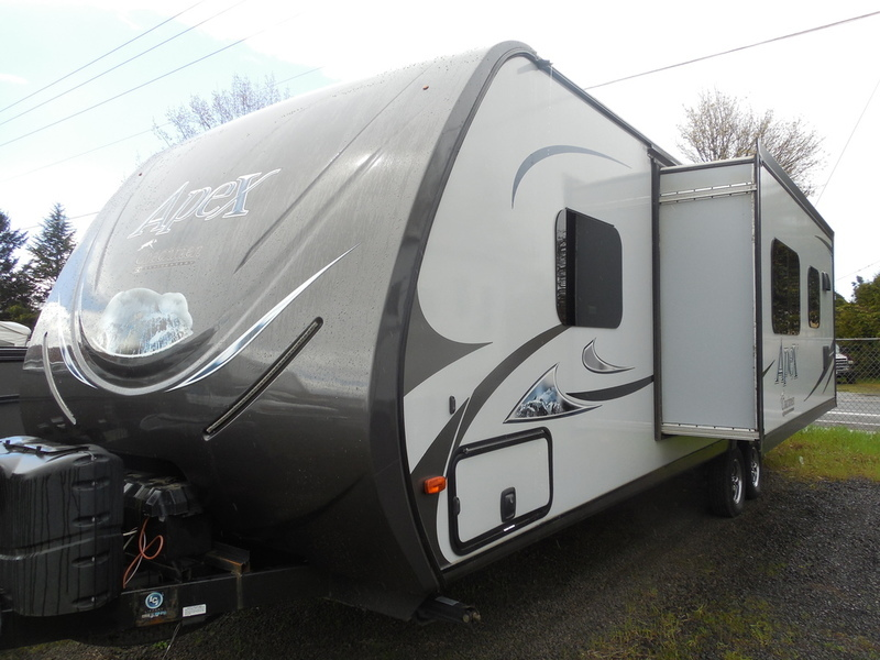 2014 Coachmen Apex 288BHS