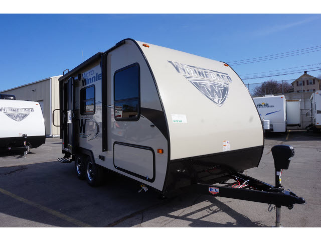 2018 Winnebago 1706fb micro-minnie, 0