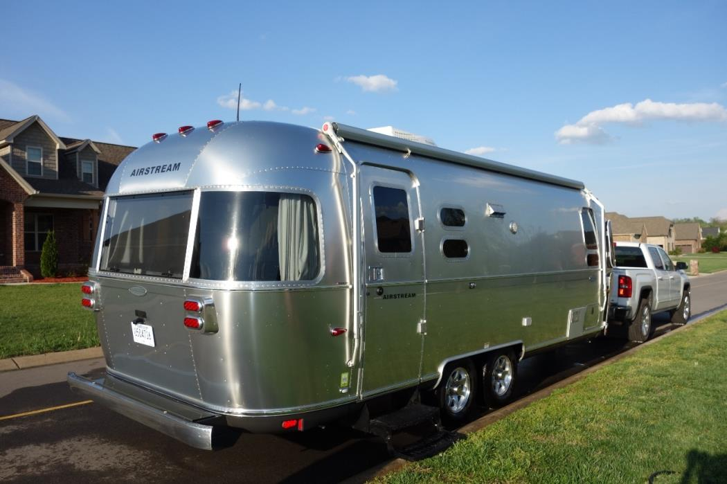 2014 Airstream FLYING CLOUD 25FB