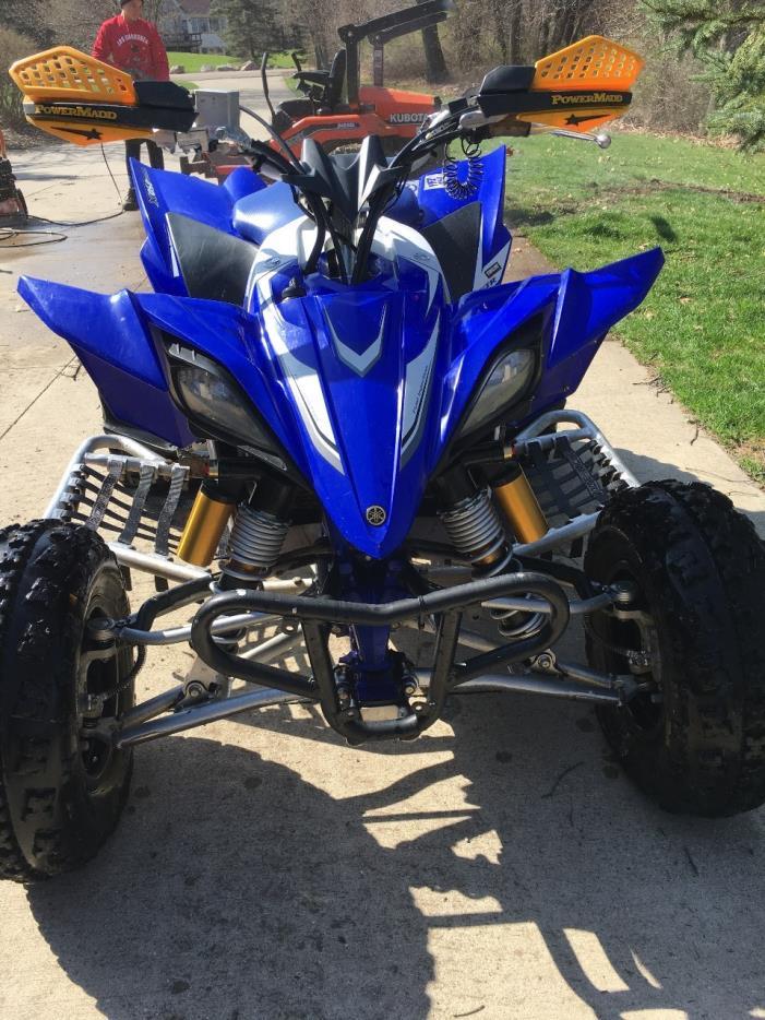 2010 Yamaha YFZ 450R