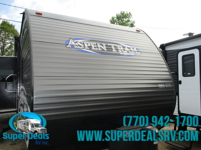 2017 Dutchmen Aspen Trail 3150REDS
