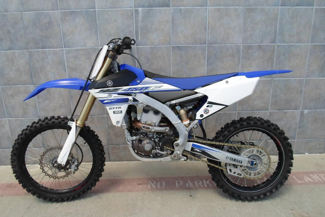 Yamaha yz450f motorcycles for sale in california for Yamaha yz 450f