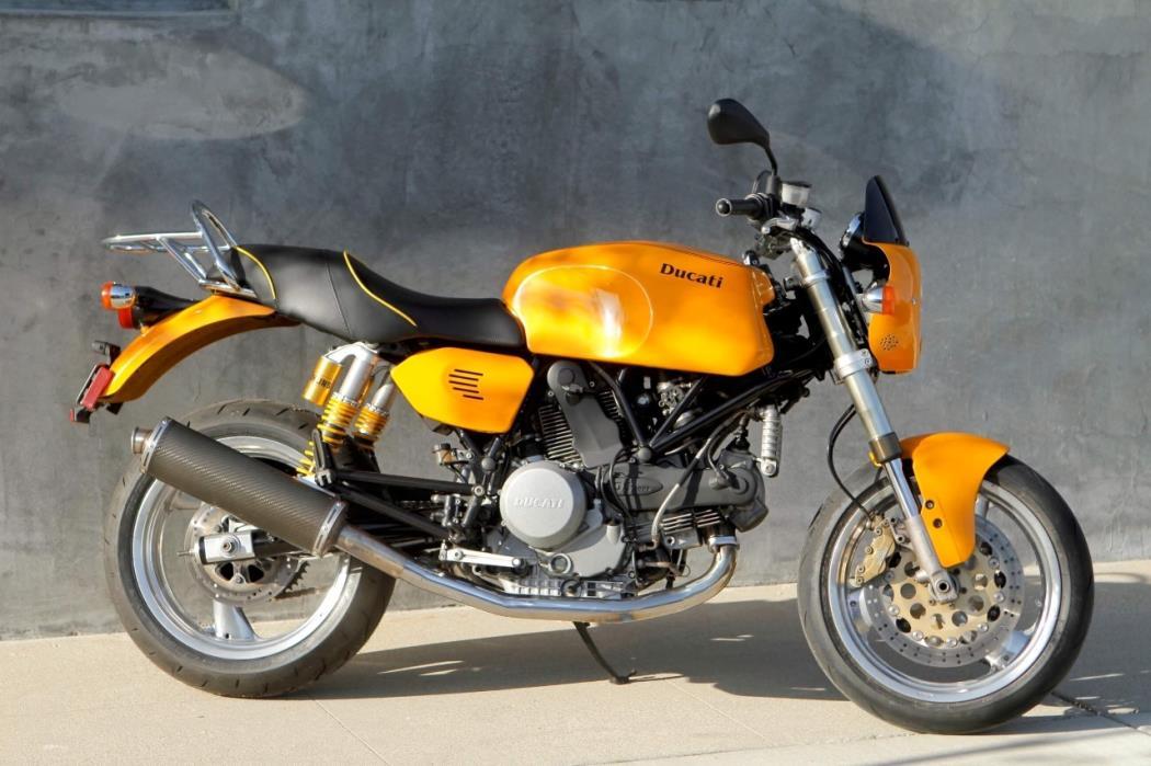 2007 Ducati GT 1000 SPORT CLASSIC
