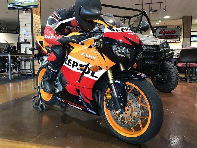2013 Honda CBR 600RR Repsol Edition