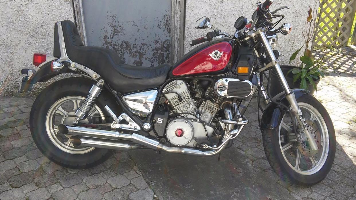 kawasaki vulcan 750 motorcycles for sale. Black Bedroom Furniture Sets. Home Design Ideas