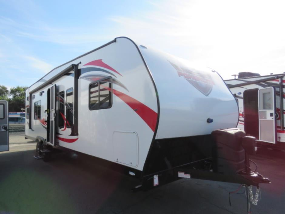 2017 Pacific Coachworks POWERLITE 27FBXL