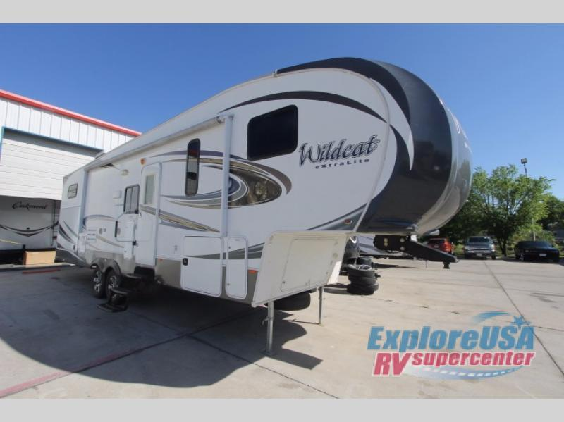 2014 Forest River Rv Wildcat 312BHX