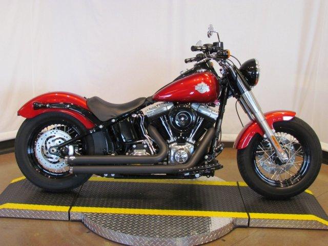2013 Harley Davidson FLS - Softail Slim