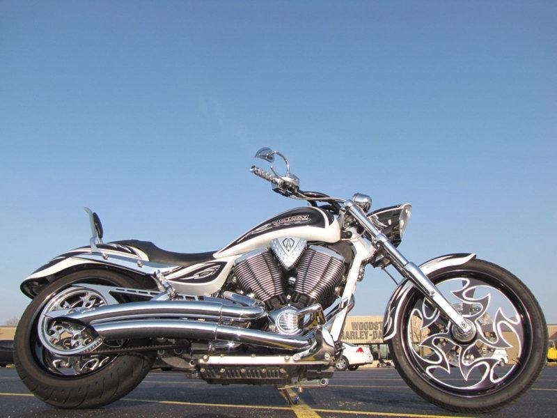 2009 Victory Motorcycles CORY NESS JACKPOT SIGNATURE SERIES
